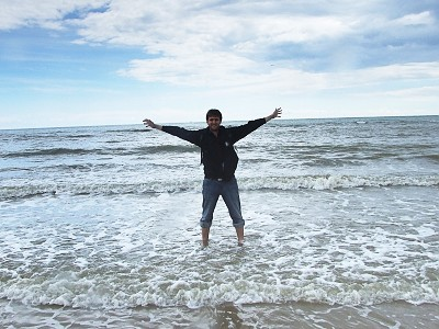 Já v moři