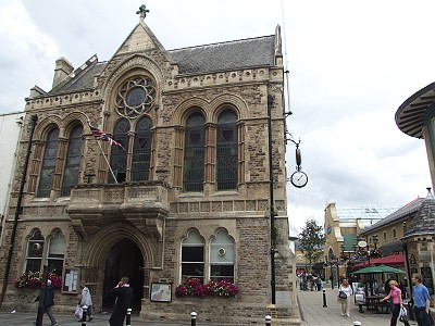 Kostel v Hastings