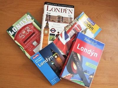 Průvodci po Londýně