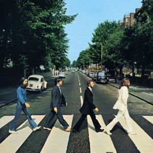The Beatles - Abbey Road originál