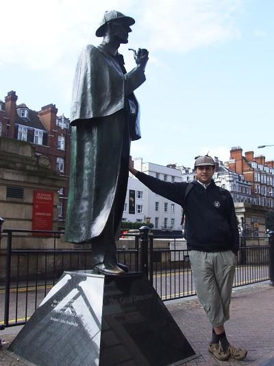Holmes a já
