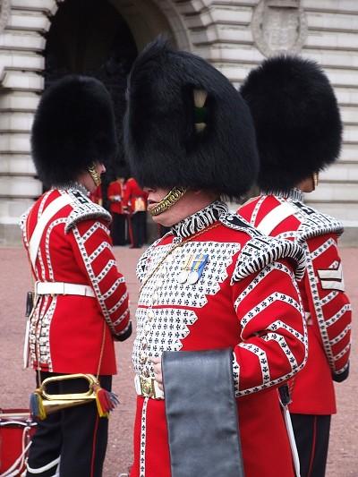 Stráž v uniformě