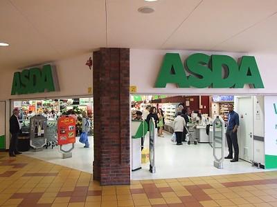 Britský řetězec ASDA
