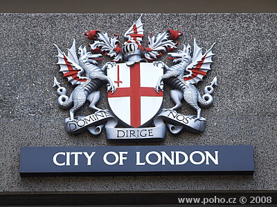 Erb City of London