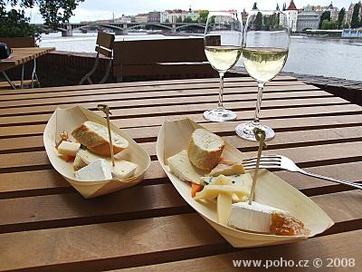 Výběr francouzských sýrů